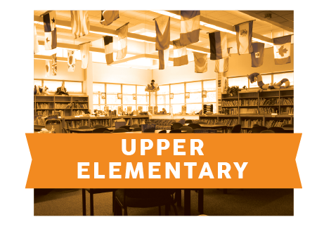 welcome letter - Upper Elementary