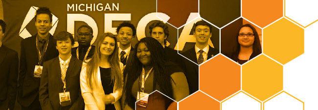 Our student entrepreneurs excel at DECA competitions.