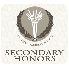 Secondary Honors