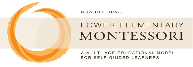 Ferndale Lower Elementary Montessori, a multi-age educational model for self-guided learners